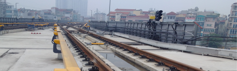 PROJECT FOR HANOI URBAN RAILWAY VIETNAM CATLINH-HADONG LINE